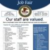 AUSP Thomson Job Fair Sept 16-18