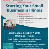 How to Start a Business Workshop Scheduled