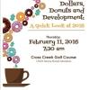 MADC Hosts Development Update Breakfast