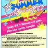 Morrison Summer Extravaganza July 29